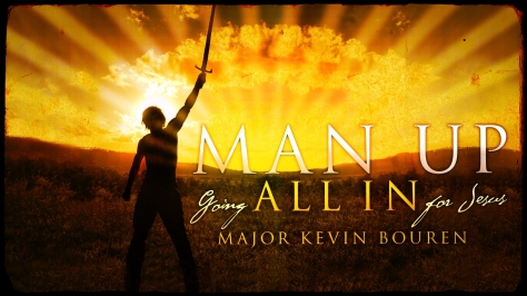 Man Up - Kevin Bouren