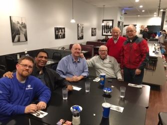 Snyder's Men's Night Out